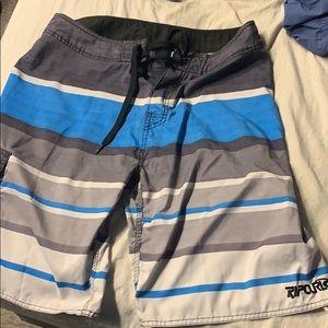 Men's Rip Curl Board Shorts Size 34